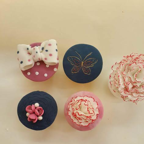 cake decoration classes in bangalore, cupcake decor