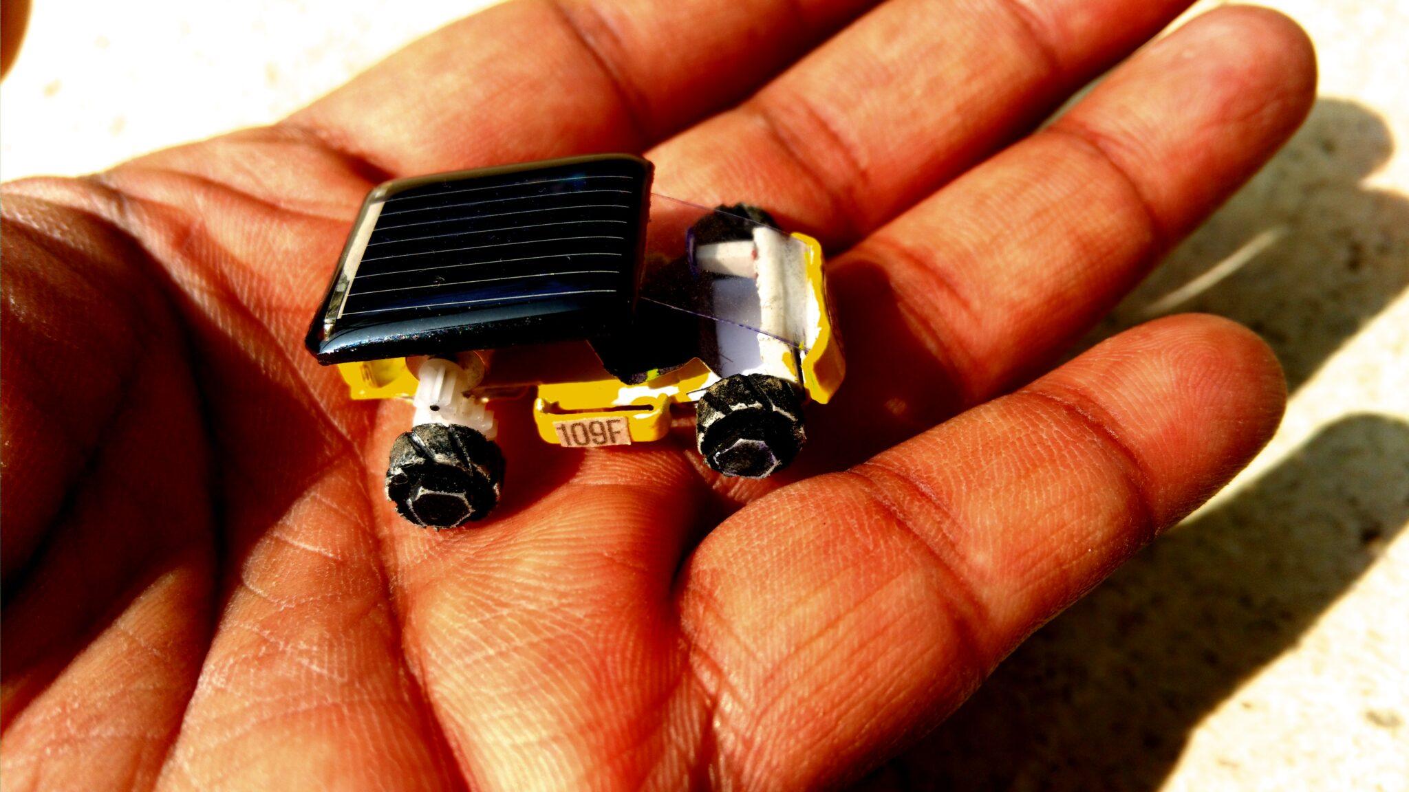 Miniature Solar Car