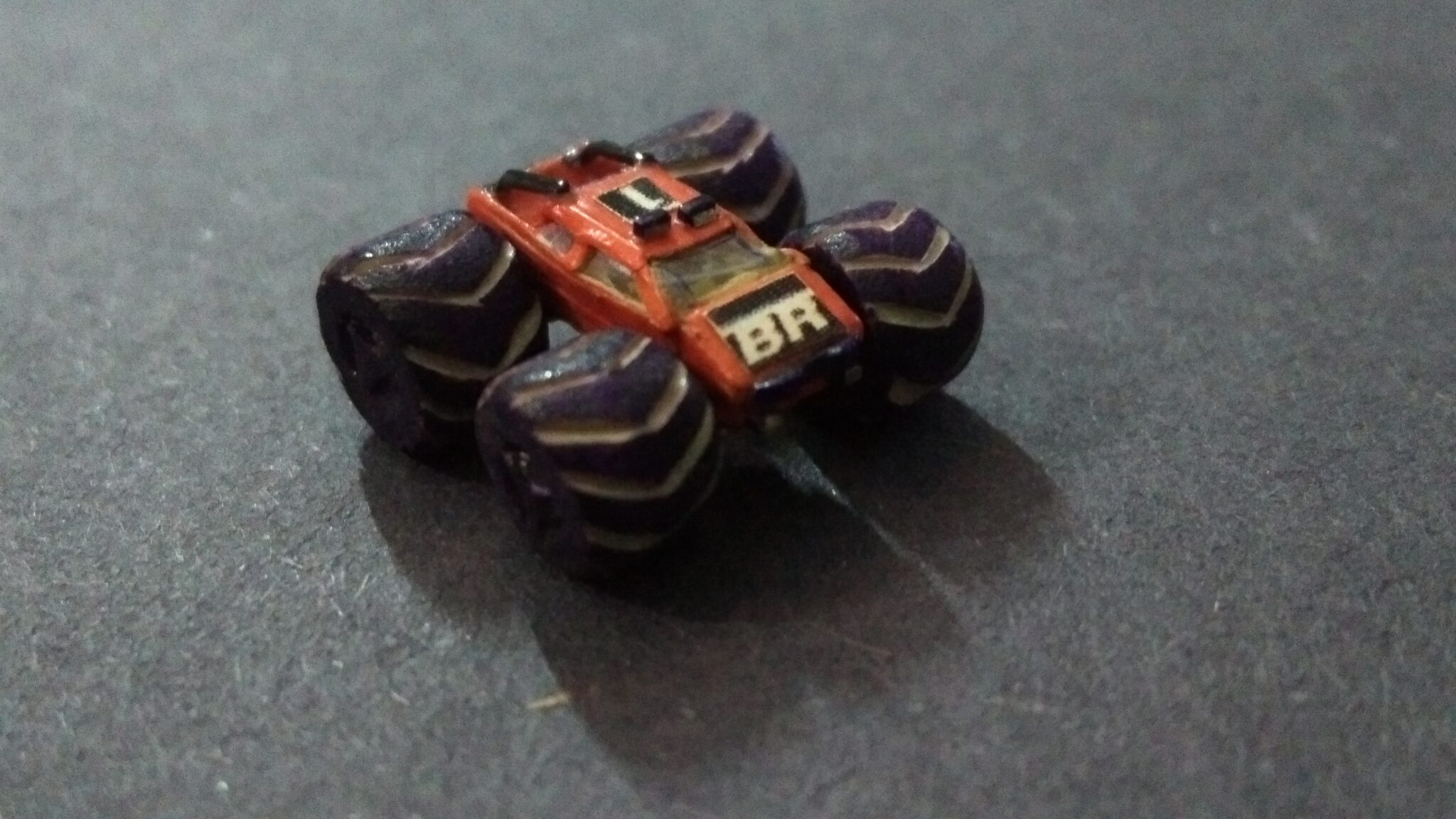 Miniature Monster Truck