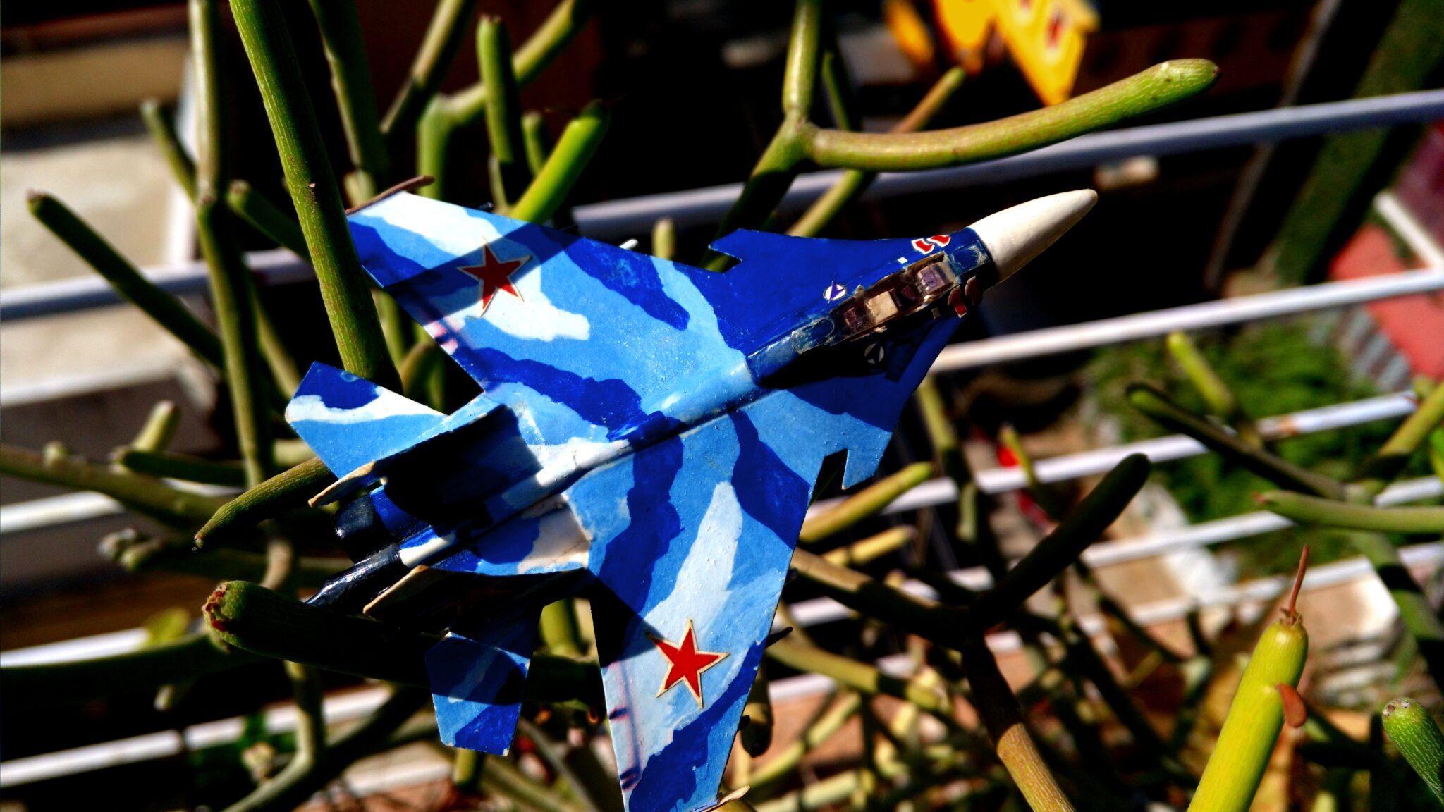 Miniature Fighter Jet