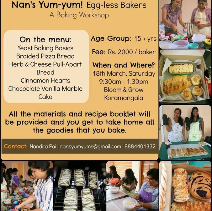 Nan's Yum Yums Eggless Bakers