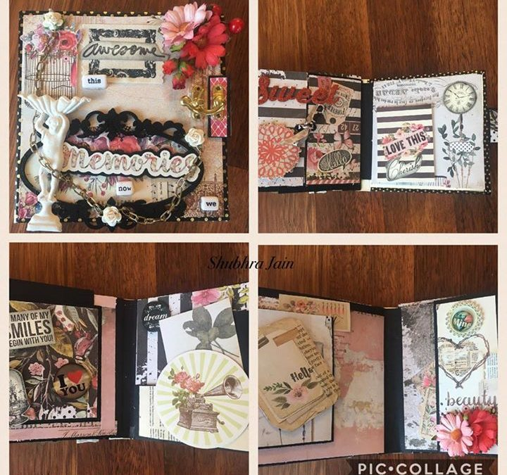 Scrapbooking workshop