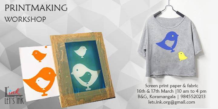 Fabric Screen Printing