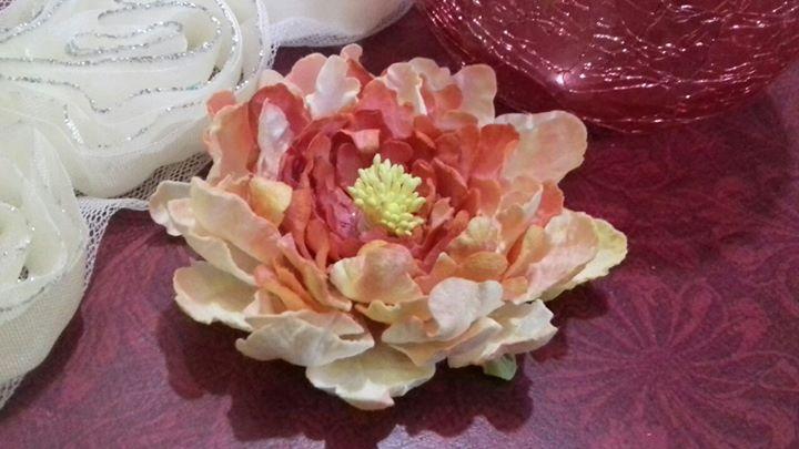 Handmade Paper Flowers Workshop