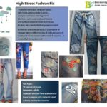 Jeans upcycling workshop