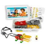 summer camps in april in bangalore on robotics with Lego WeDo DIY toys with motors and robotics using simple software