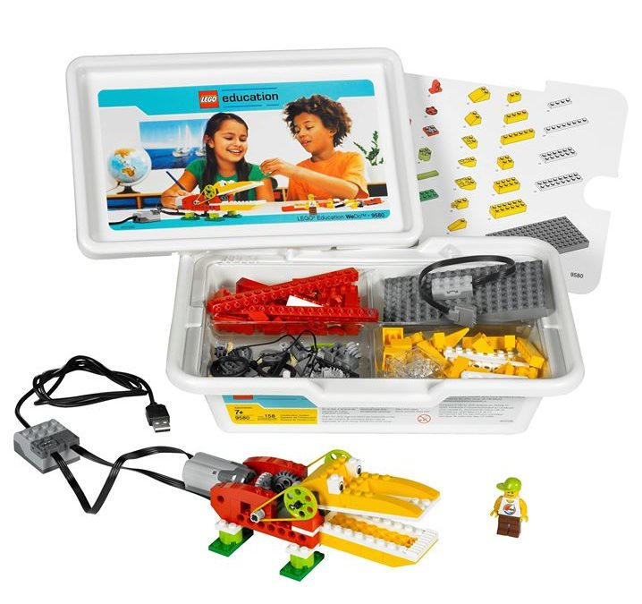 Robotics with Lego WeDo – Summer Camp