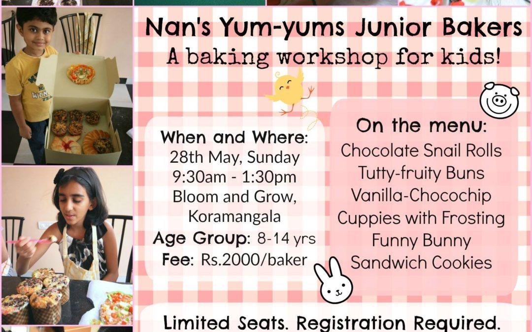 Nan's Yum Yums Baking for Kids