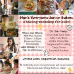 Baking camp for kids in May, summer activities in May in Bangalore