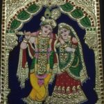 Tanjore painting classes in bangalore