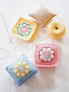 Crochet and knitting workshop