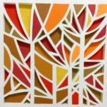 3D Paper Mosaic (Online workshop)