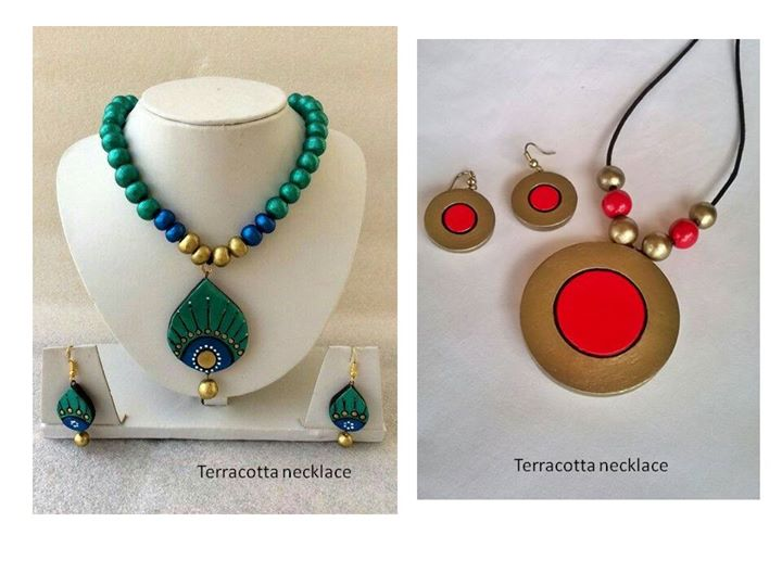 Terracotta Jewelry making workshop