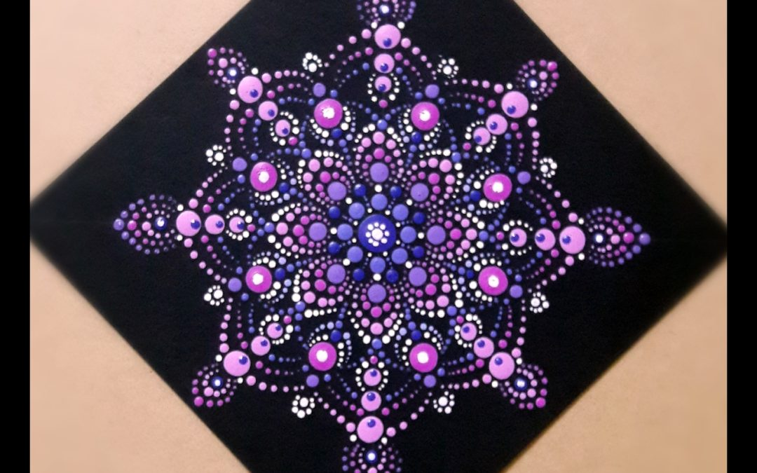 Mandala Dotting workshop in Bangalore