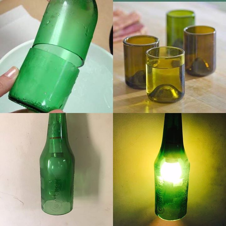 Glass Bottle Cutting Workshop In Bangalore