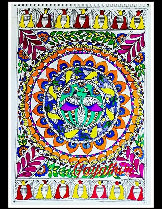 Madhubani Art workshop