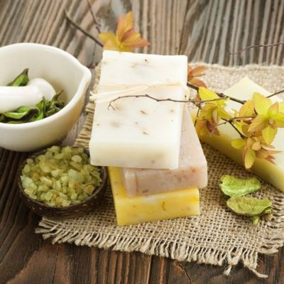 Soap making class in Bangalore