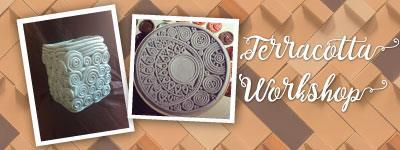 Terracotta Coiling Pottery workshop – Beginner workshop