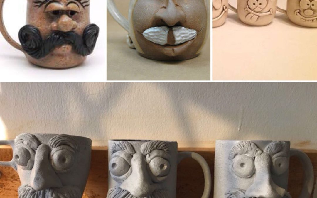 Clay Modelling – Redesign your old mug (For kids and adults)