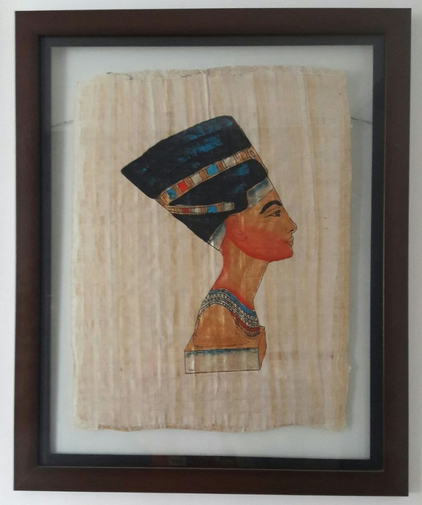Egyptian Painting workshop, one of a kind art workshops in india