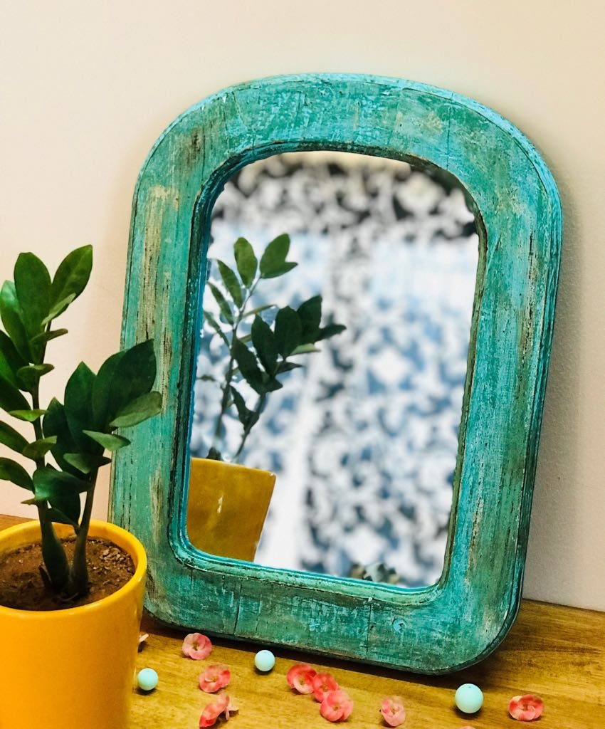 Distressed frame - Make a vintage frame