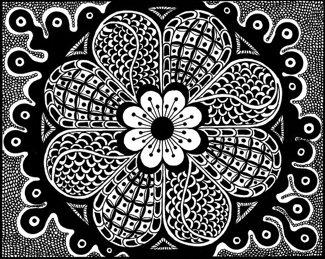 Zentangle / Doodling