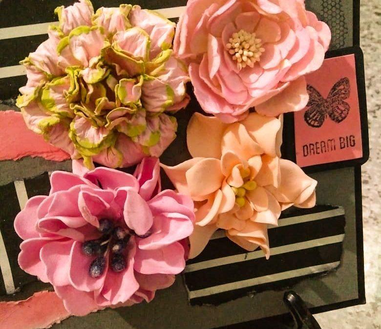 Flower Making Workshop (Beginner's course) – By Jasmine Siddiqui