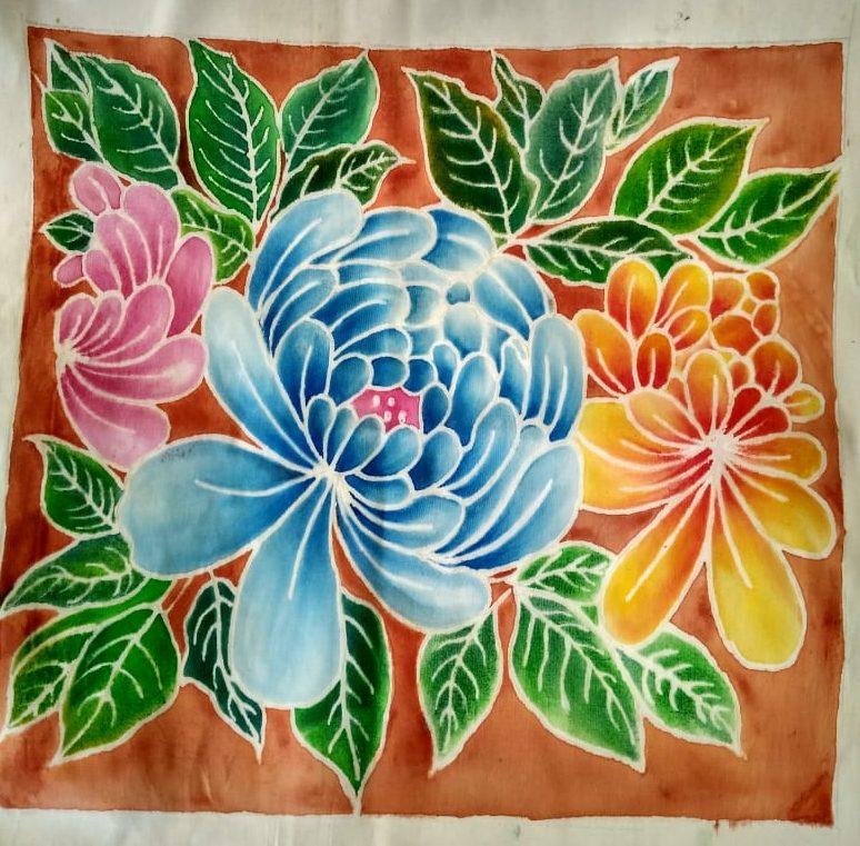 Malaysian batik workshop in bangalore