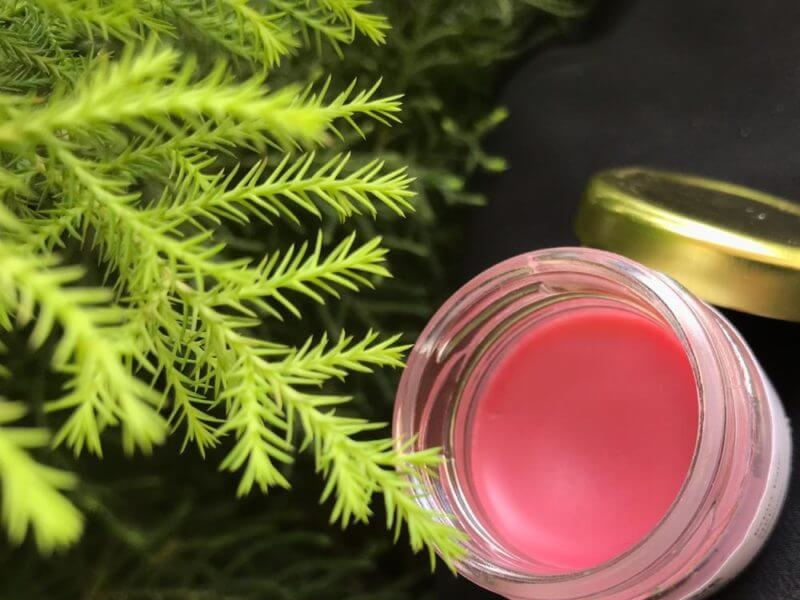 lip balm, skin care products