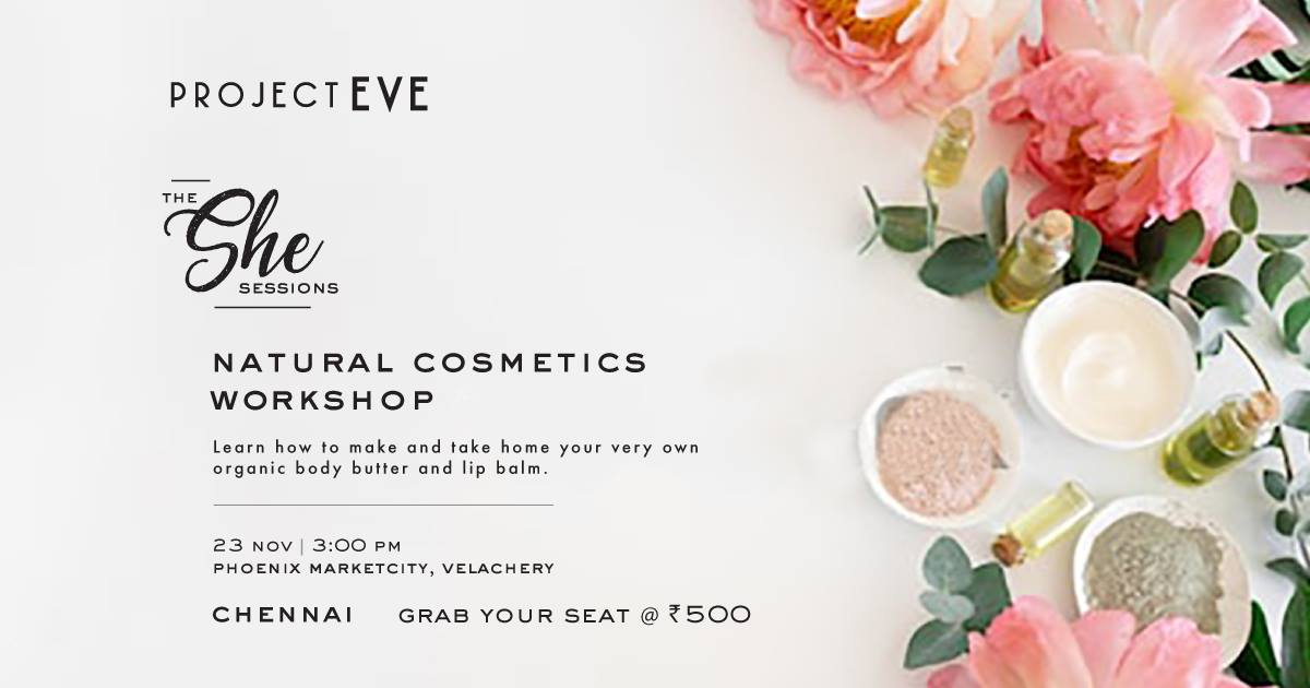 Natural Cosmetics Workshop