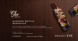 Sospeso Bottle Workshop