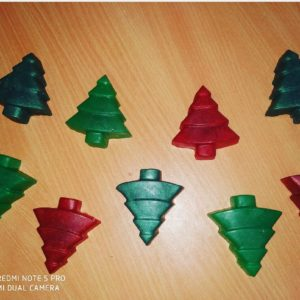 Christmas soap making event