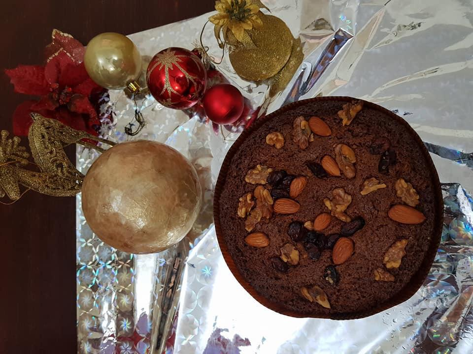 Christmas Cake baking workshop