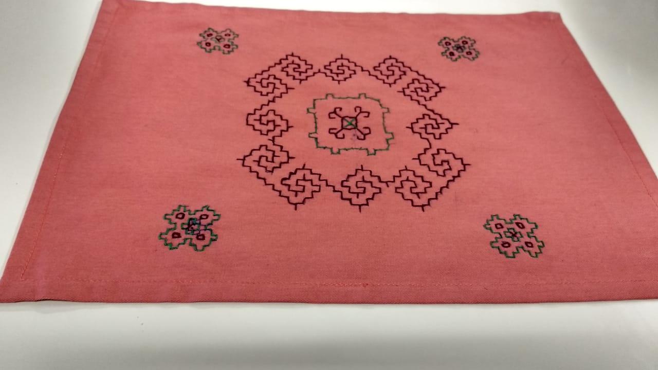 Kasuti embroidery, stitching workshop