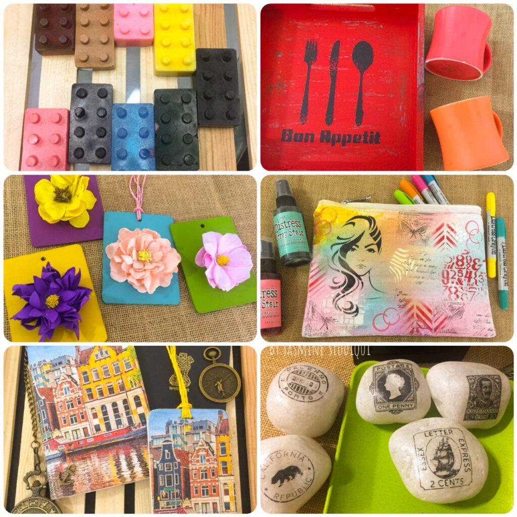 summer workshops , craft workshops