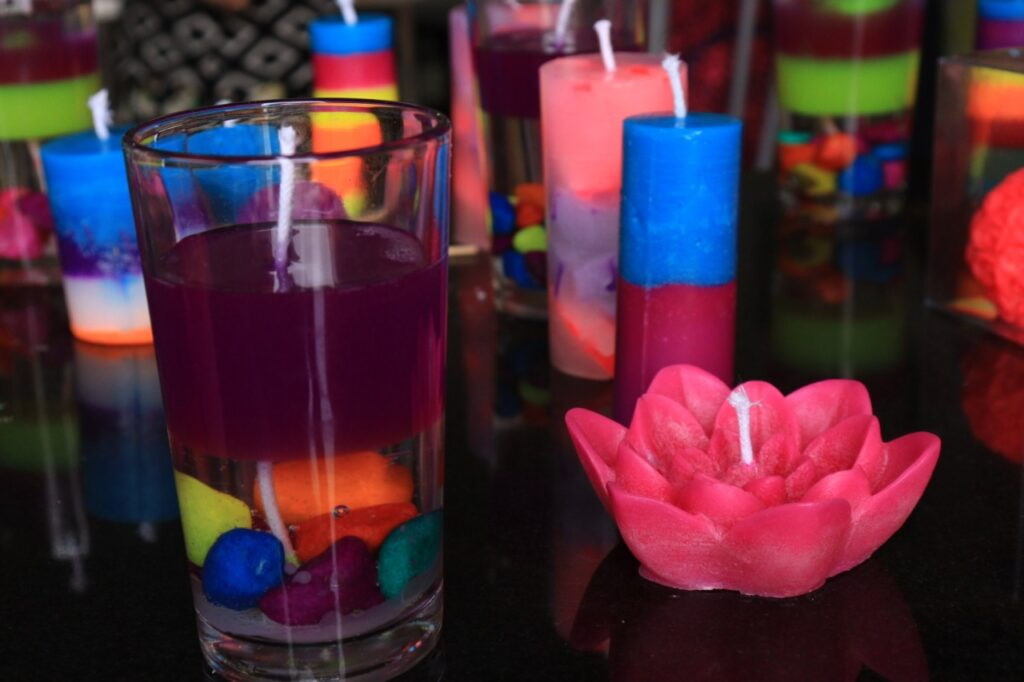 Candle making - Beginners workshop in Bangalore