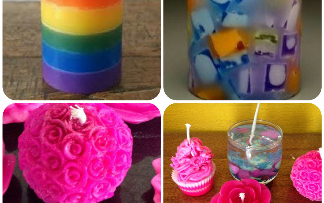Candle making – Beginners workshop in Bangalore
