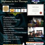 art therapy course and class in bangalore