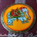 Ganjifa Art workshop