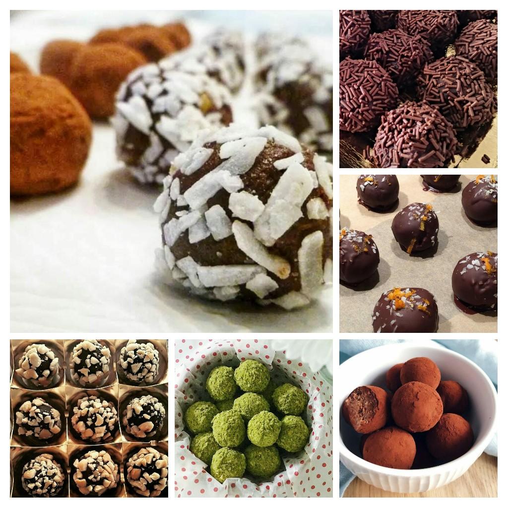 Chocolate Truffles - Beginners workshop in Bangalore