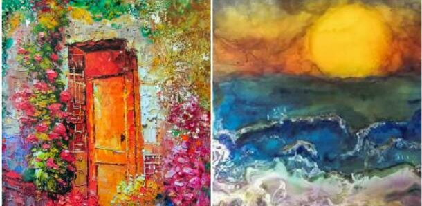 Encaustic Art workshop for Beginners in Bangalore