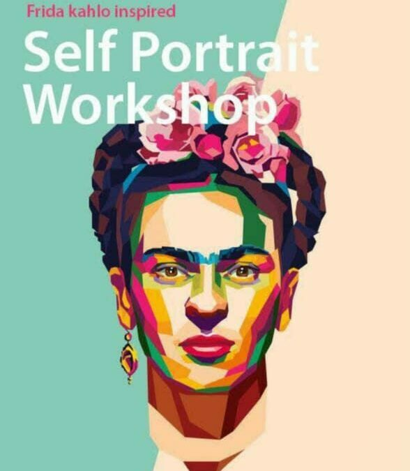 Paint it like FRIDA : Self Portrait Workshop for Beginners in Bangalore