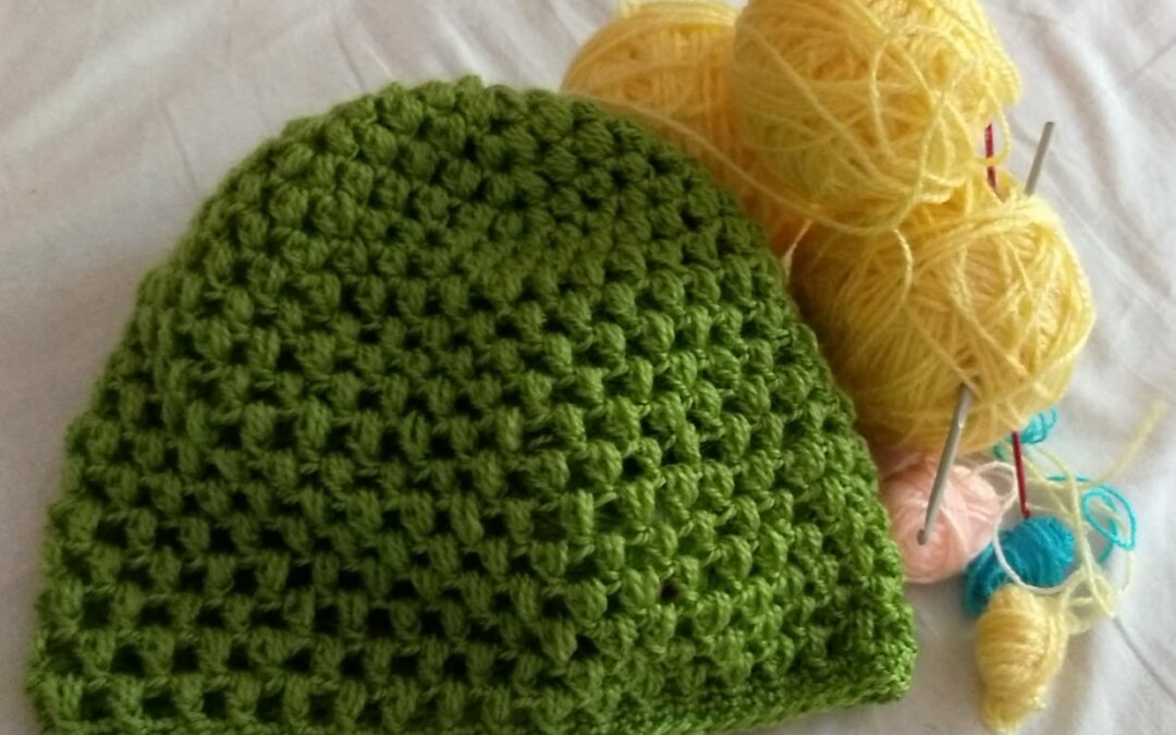 Crochet A Beanie – Crochet Basics workshop in Bangalore
