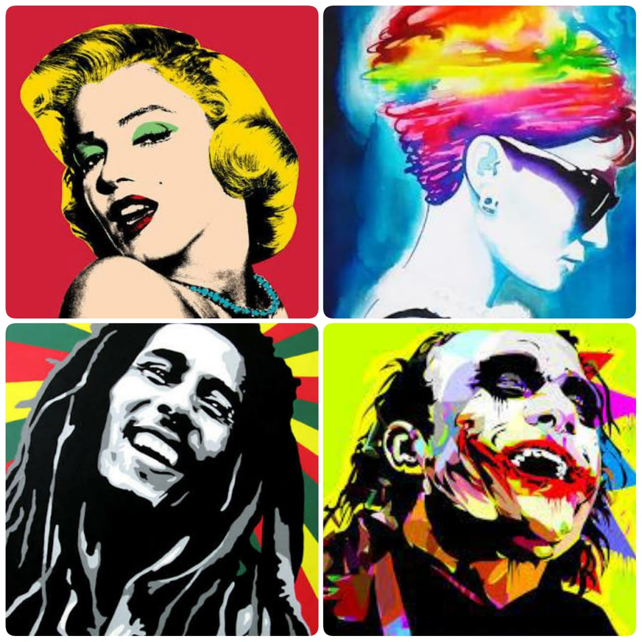 Pop art workshop for Beginners in Bangalore