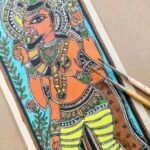 Madhubani - Traditional Art Workshop for Beginners in Bangalore
