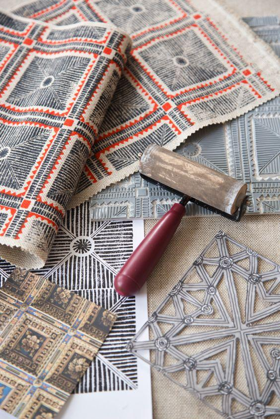 Imprinting and pattern making workshop for Beginners in Bangalore