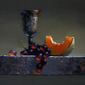 Still life Oil painting workshop in Bangalore