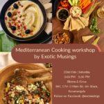 Mediterranean Cooking Workshop for Beginners' in Bangalore