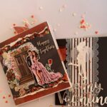 Valentine Mini Album and Card making - Beginners workshop in Bangalore