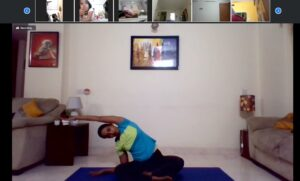 Yoga - Online Session
